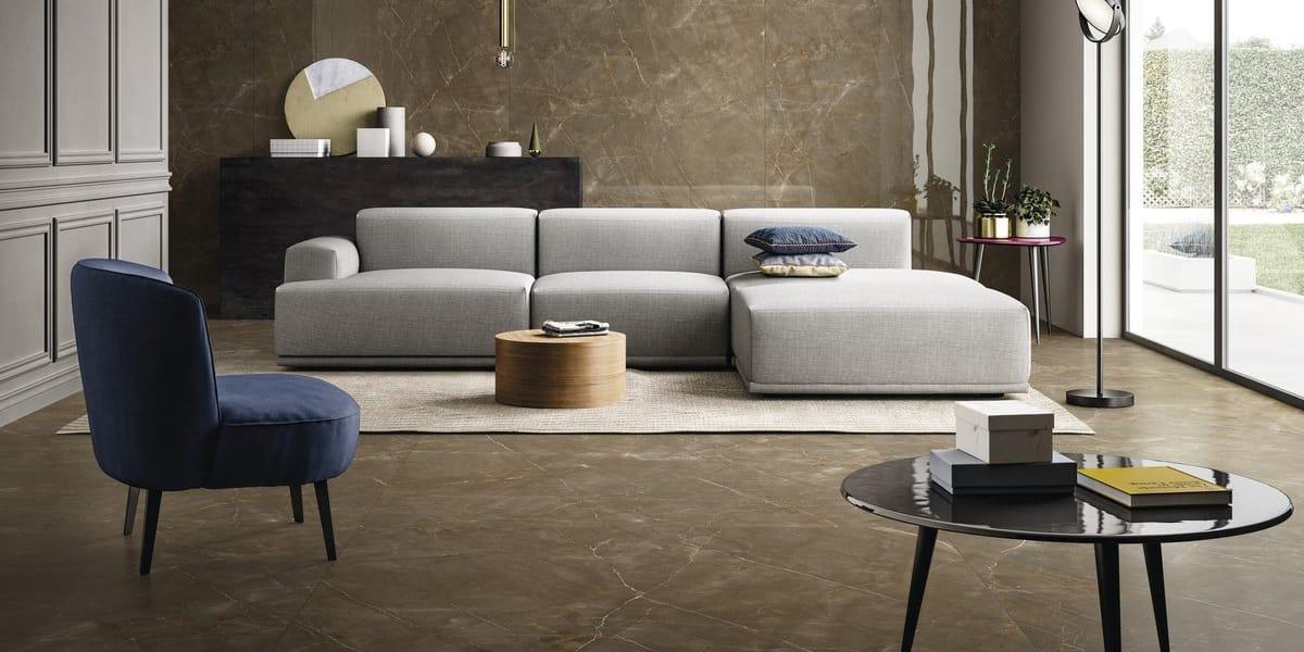 glam bronze marmi maximum feinsteinzeug marmorlook bronze. Black Bedroom Furniture Sets. Home Design Ideas