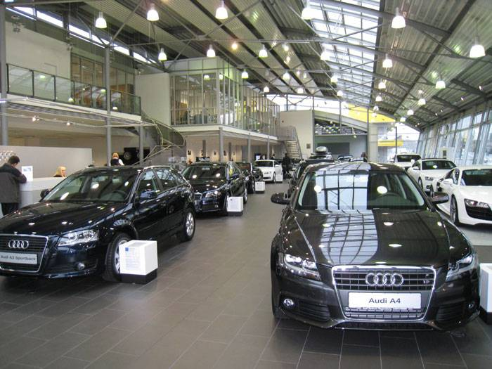 audi zentrum deutschland fiandre. Black Bedroom Furniture Sets. Home Design Ideas