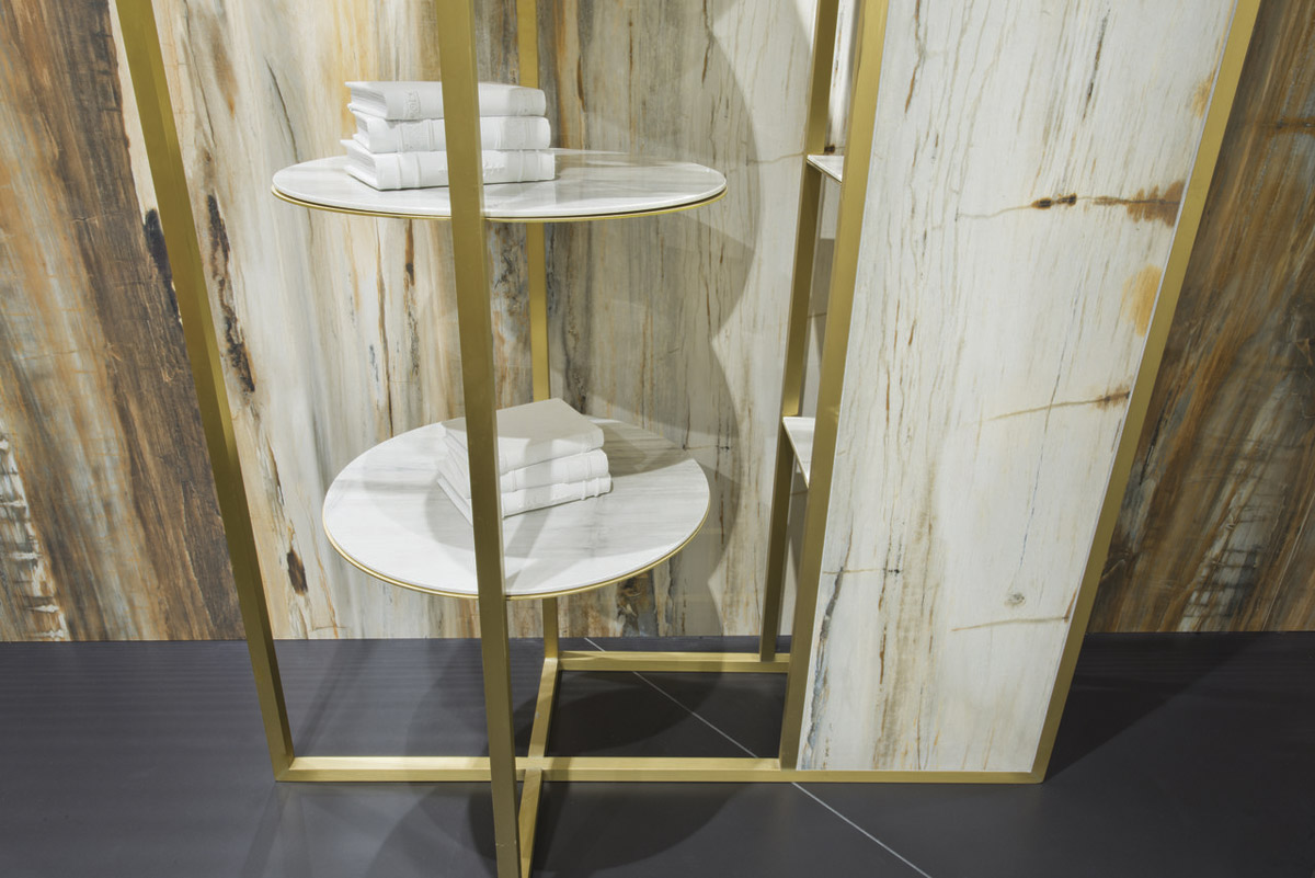 Wall furniture fab architectural bureau castellarano italien