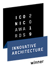 ICONIC AWARDS INNOVATIVE ARCHITECTURE WINNER