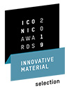 ICONIC AWARDS INNOVATIVE MATERIALS SELECTION